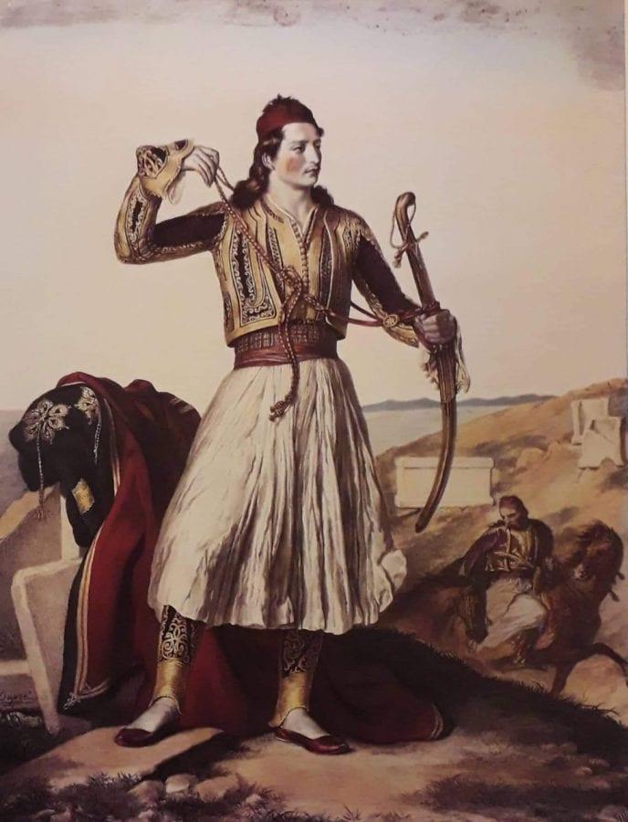 Σε πίνακα κλέφτης με τα μάτια του ζωγράφου