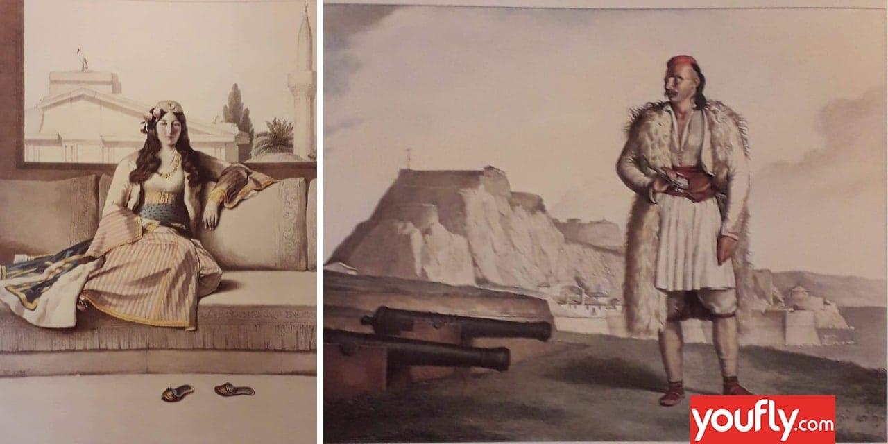 Εικόνες από τον πίνακα του ζωγράφου - 200 Χρόνια από την επανάσταση: Με τα μάτια του ζωγράφου Louis Dupre