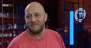 Ο παίκτης, Νίκος, που νευρίασε με δημοσιογράφο, καμεραμάν και κριτές του MasterChef 5