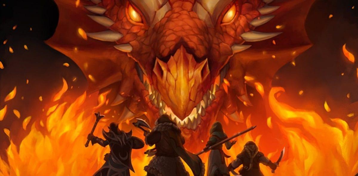 Πλάνο από το Dungeons & Dragons