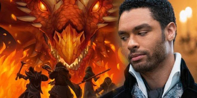 Ο πρωταγωνιστής του Bridgerton Regé-Jean Page θα συμμετέχει στο πολυαναμενόμενο Dungeons & Dragons