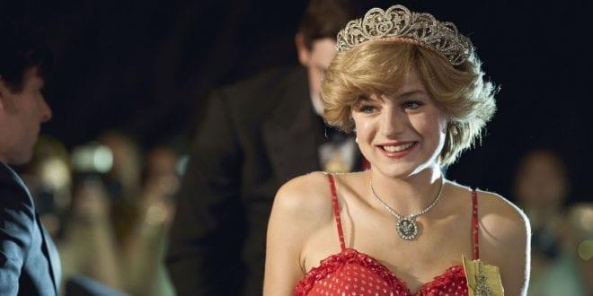 Η Emma Corrin από το The Crown