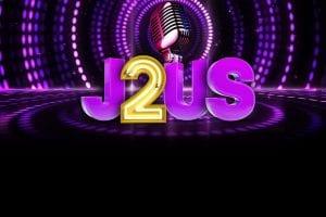 Εικόνα με το logo του Just the 2 of us