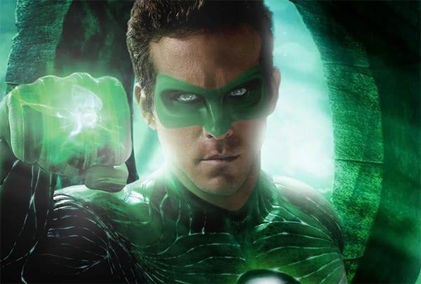 Ο Ryan Reynolds ως Green Lantern