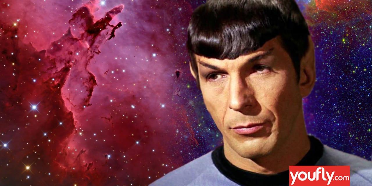 Leonard Nimoy Mr Spock Star Trek