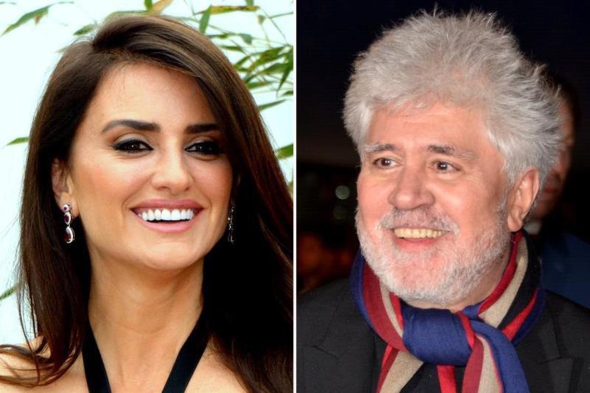 o Πέδρο Αλμοδόβαρ η νέα ταινία του Madres Paralelas και η πρωταγωνίστρια Πενέλοπε Κρουζ