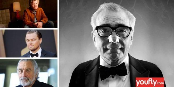 Οι ηθοποιοί που θα συμμετέχουν στη νέα ταινία του Martin Scorsese