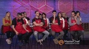 Η κόκκινη ομάδα στη δοκιμασία ασυλίας MasterChef 5