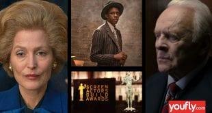 βραβεία Σωματείου Αμερικανών Ηθοποιών SAG Awards