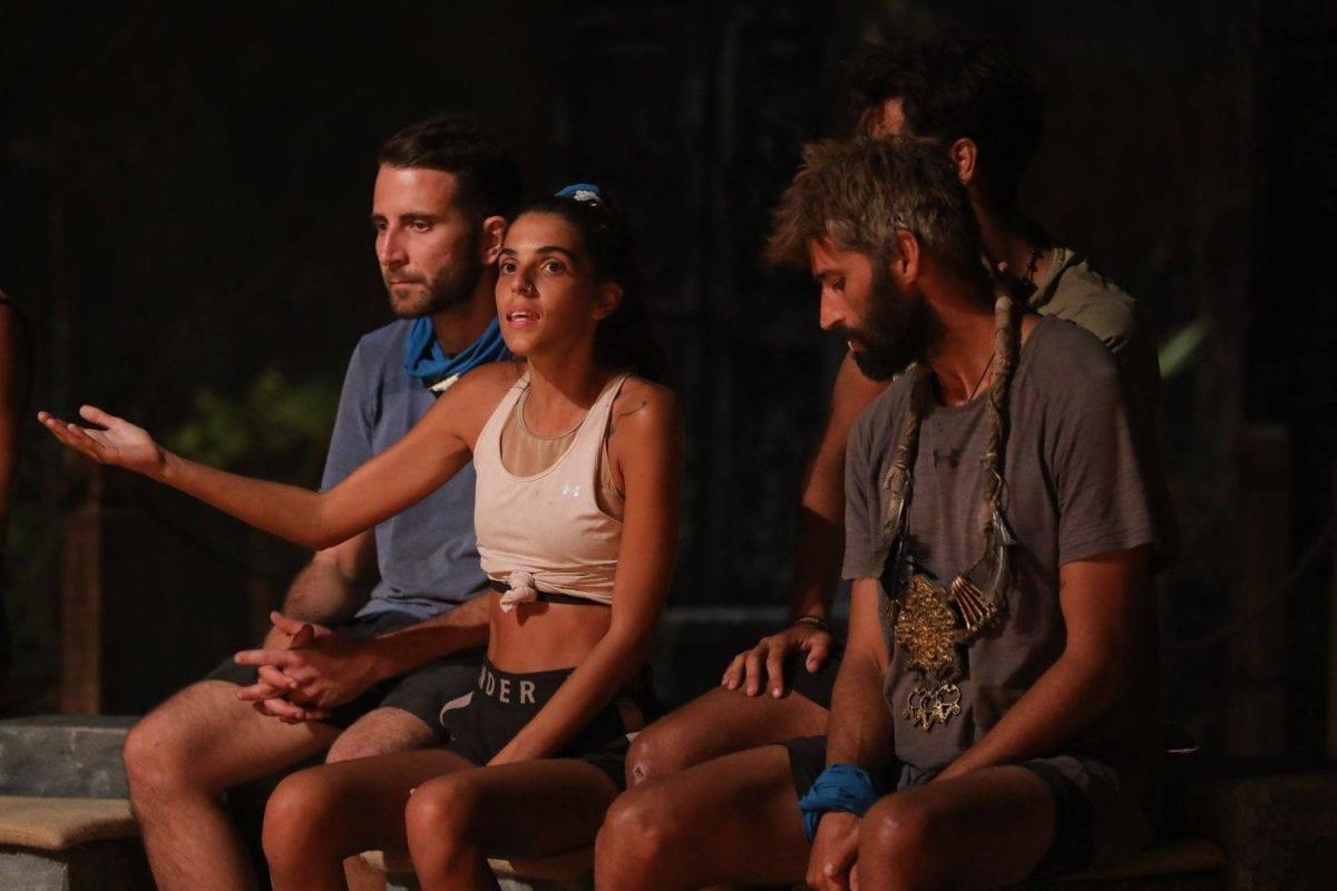 Survivor-Η-πρώτη-υποψήφια-παίκτρια-για-αποχώρηση-–-Συμβούλιο-για-γερά-νεύρα