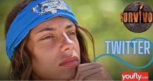 H Μαριαλένα στο Survivor 21/ σε φωτογραφία με το σήμα Twitter