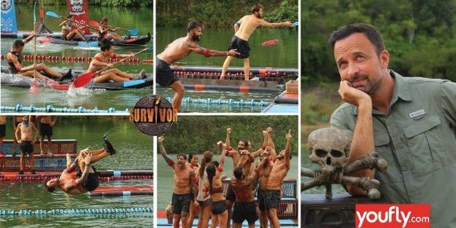 Survivor: Ποιος κερδίζει σήμερα τον δεύτερο αγώνα ασυλίας