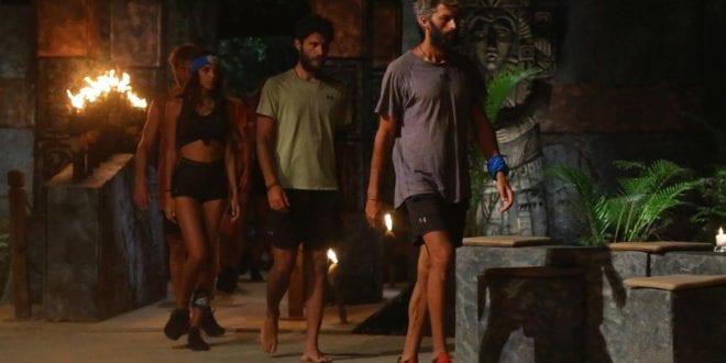 Οι τέσσερις υποψήφιοι για αποχώρηση στο Survivor