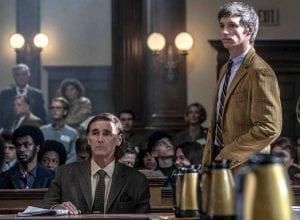 Σκηνή από το The Trial of the Chicago 7, στις πρώτες υποψηφιότητες για Όσκαρ