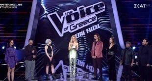 The Voice Ποιοι πάνε τελικό, ποιοι έμειναν εκτός –Έκπληκτος ο Ρουβάς, γιατί