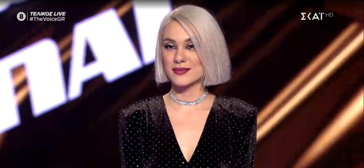 Η Ιωάννα Γεωργακοπούλου - Μεγάλη νικήτρια του The Voice of Greece