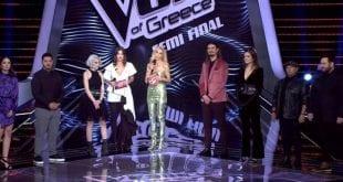 The Voice Τελικός: Πώς οι οκτώ παίκτες έγιναν εννιά - Το παρασκήνιο
