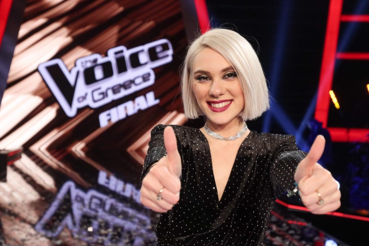 νικήτρια The Voice Ιωάννα Γεωργακοπούλου συνέντευξη