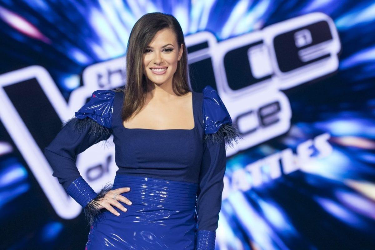 Η Λάουρα Νάργες από το The Voice