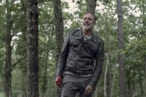Σκηνή από την σειρά The Walking Dead