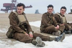 Ο Harry Styles στο Dunkirk