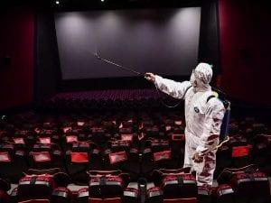 Τα σινεμά έχουν πληγεί από τα συνεχόμενα Lockdown