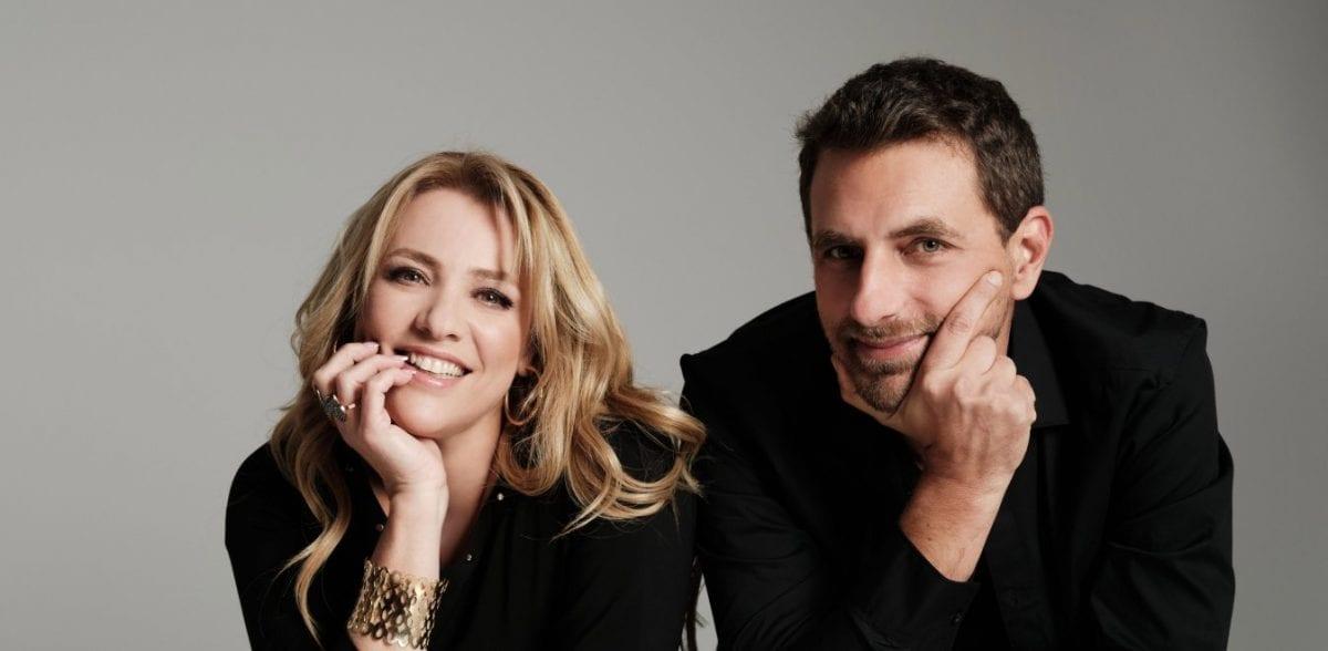 Μαριάννα Τουμασάτου και Αλέξανδρος Μαραγκός στην νέα εκπομπή του Ant1