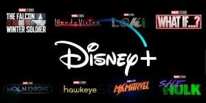 Marvel Disney+ σειρές