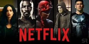 Marvel σειρές στο Netflix