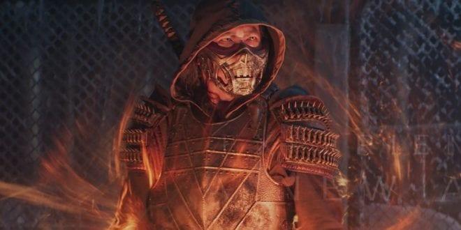 Σκηνή από τη νέα ταινία Mortal Kombat