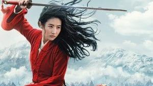 Εικόνα από τη Mulan που είναι στις πρώτες υποψηφιότητες για όσκαρ