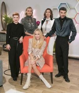 Η ομάδα της Δούκισσας στο Super Makeover