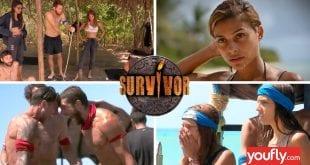Survivor εικόνες από το τρέιλερ σήμερα