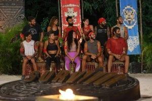 Η κόκκινη ομάδα στο Survivor