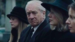 Συγκινητική σκηνή από την ταινία του Netflix The Irishman
