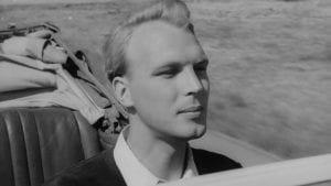 Ο ηθοποιός από παλιά Σουηδική ταινία με τίτλο to kill a child