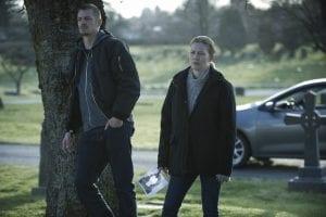 ηθοποιοί από τη νέα σειρά με τίτλο Who Killed Sara