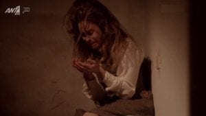 Η Σοφούλα με αίματα στο υπόγειο