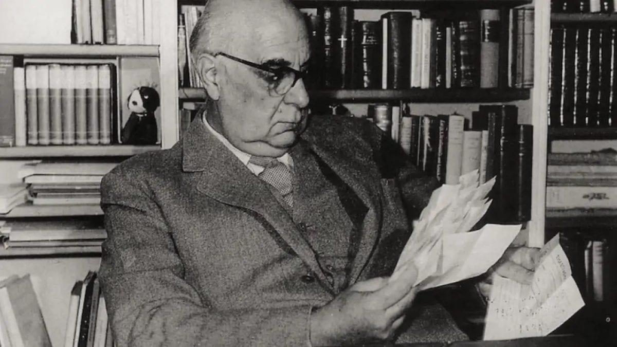 Ο νομπελίστας ποιητής Γιώργος Σεφέρης