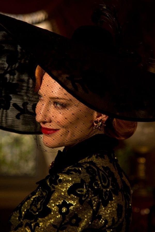 γυναίκες που παίζουν τις κακές ηρωίδες - Cate Blancett στην Cinderella