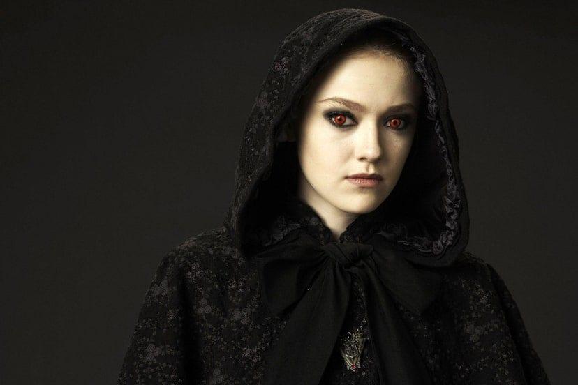 Γυναίκες καές ηρωίδες όπως η Dakota Fanning στο The twilight Saga