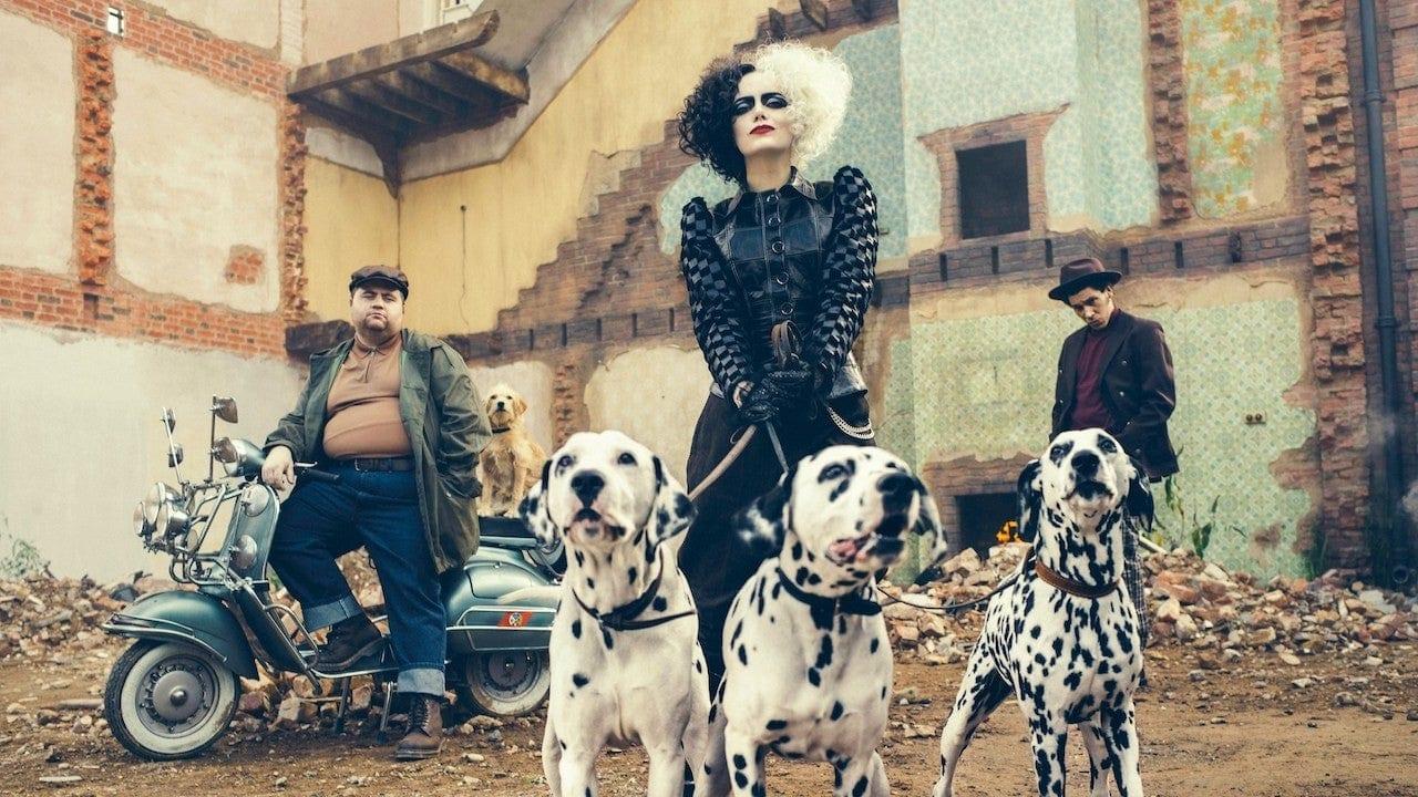 Γυναίκες ηρωίδες - φωτογραφία της Emma Stone από την Cruella