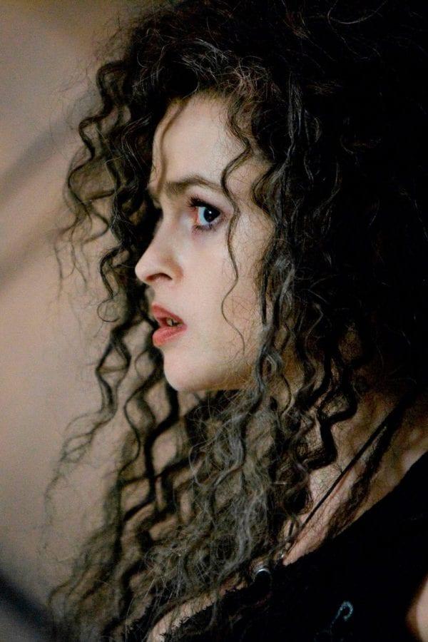 γυναίκες κακές ηρωίδες - Helena Bonham Carter στο Harry Potter