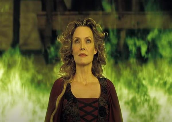 η Michele Pfeifer στο Stardust