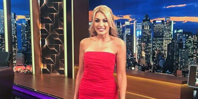 The 2Night Show Κωνσταντίνα Σπυροπούλου
