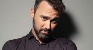 Ο ηθοποιός και παρουσιαστής Γιώργος Καπουτζίδης