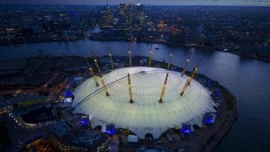 Μουσικός χώρος και πολιτισμού στο Λονδίνο