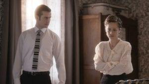 Ο Νικηφόρος ζητάει από την Ασημίνα να φύγουν για το Παρίσι