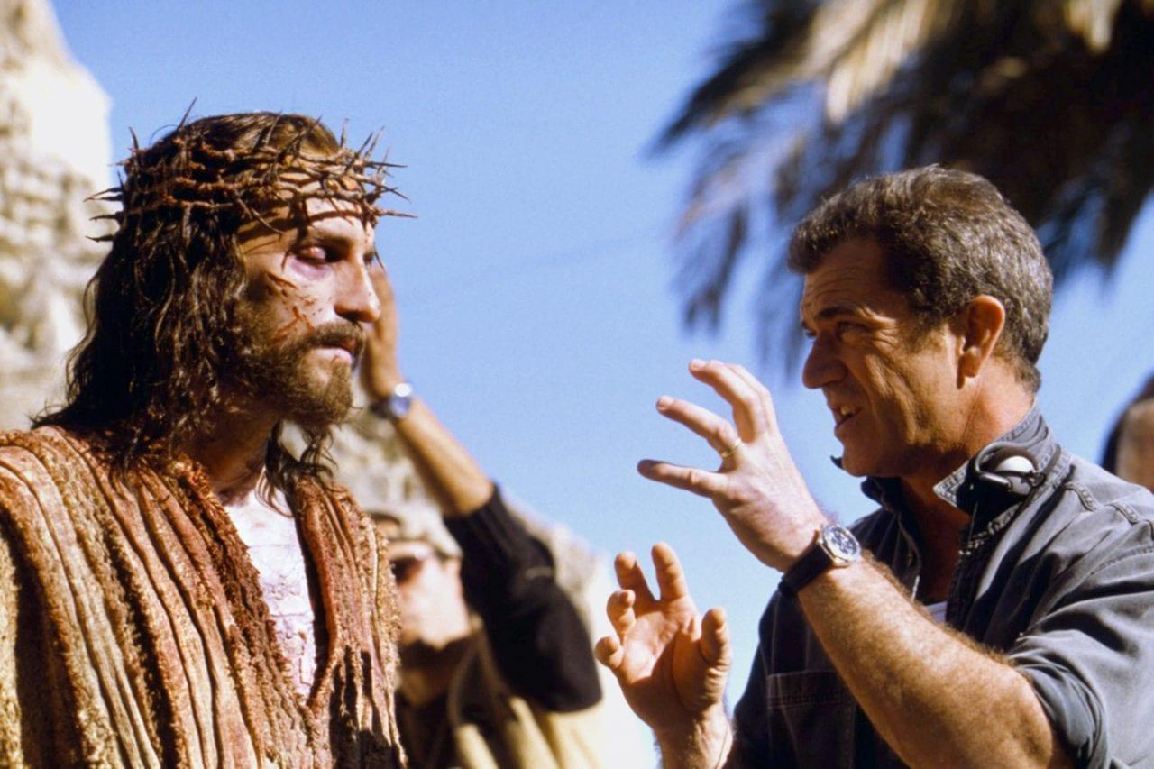 παραγωγές ταινιών στην Ελλάδα - ο Μελ Γκιμπσον δημιουργ΄ςο της ταινίας Τα παθη του Χριστού