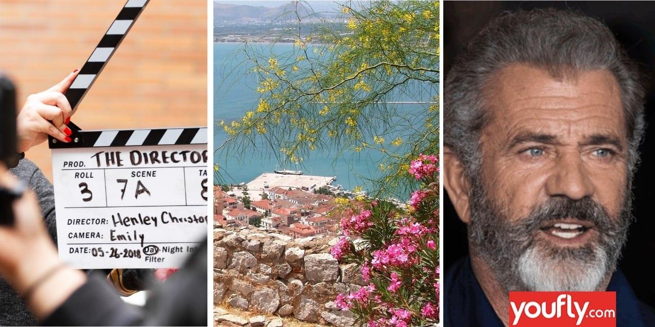 παραγωγές ταινιών στην Ελλάδα
